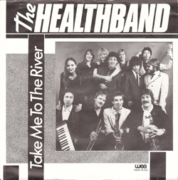 The Health Band single cover